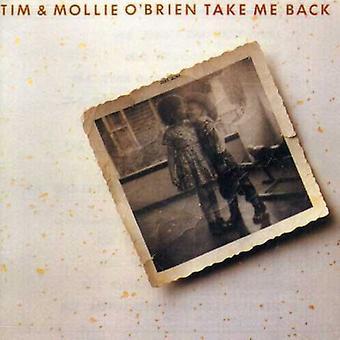 Tim O'Brien & Mollie - Take Me Back [CD] USA import