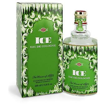 4711 Gelo por Maurer & Wirtz Eau De Colônia (Unissex) 6,8 oz / 200 ml (Homens)
