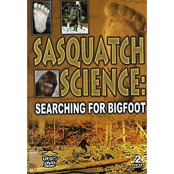 Sasquatch Science: Searching for Bigfoot [DVD] USA import