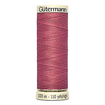 Gutermann Sew-all 100% Polyester Thread 100m Hand and Machine Colour Code  - 81
