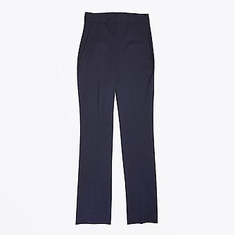 Harris Wharf - Pantalon à jambes droites - Bleu Marine