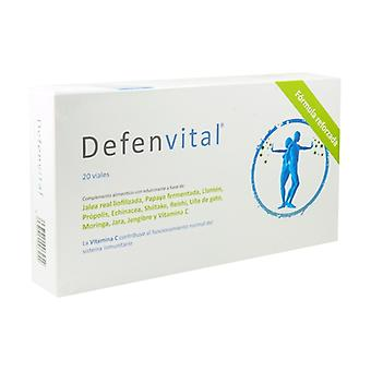 Defenvital 20 vials of 10ml