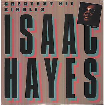 Isaac Hayes - Greatest Hit singlar [Vinyl] USA import