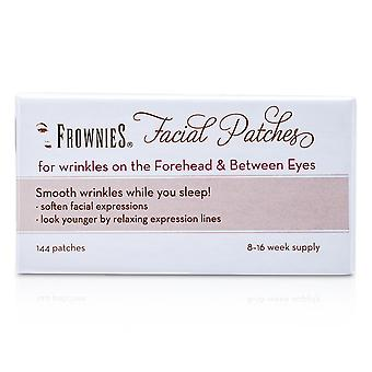 Facial patches (for forehead & between eyes) 170592 144 patches