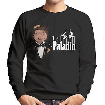 Podling The Dark Crystal Mash Up Men-apos;s Sweatshirt