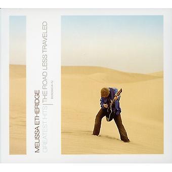 Melissa Etheridge - Greatest Hits-Road Less Traveled [CD] USA import