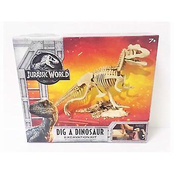 Monde Jurassique T-Rex Dig Kit