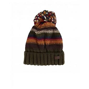 Chapeau de bonnet rayé Barbour Harrow