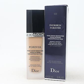 Dior Diorskin für immer Make-up SPF 35 1,0 Oz neue In Box