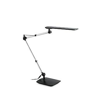LED Dimmable Desk Touch Lamp Zwart