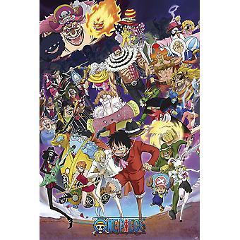 One Piece Plakat Big Mom Saga 91,5 x 61 cm