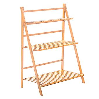 Folding 3-tier Plant Stand