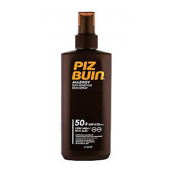 2 x Piz Buin Allergy Sun Sensitive Spray SPF50 - 200ml