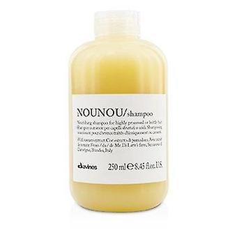 Nounou Nourishing Shampoo (For Highly Processed or Brittle Hair) 250ml or 8.45oz