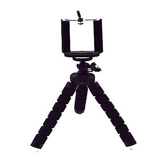 Octopus Style Flexible Tripod Stand For Smartphone, Dslr Camera