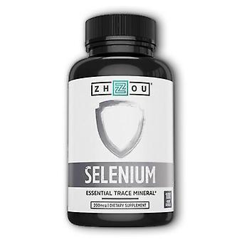 Zhou Nutrition Selenium, 100 Veg Caps
