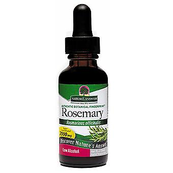 Nature's Answer Rosemary Leaf, ORGANIC, 1 OZ