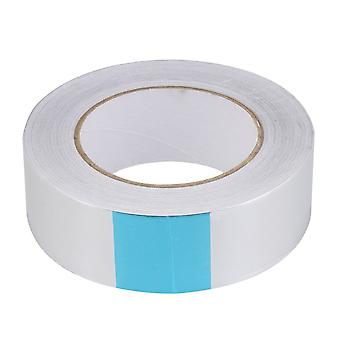 Stopping Radiation Flame Resistant Aluminum Foil Tape 40mmx 50m x0.05mm