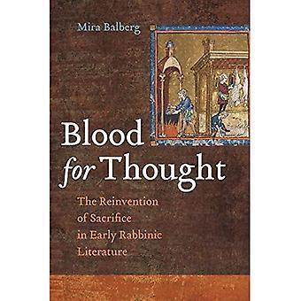 Blood for Thought: Uhrauksen uudistaminen varhaisessa rabbiinikirjallisuudessa