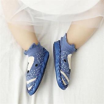Vauvan sukat, Vastasyntyneet vauvan kengät
