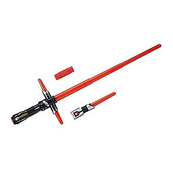 Star wars: the last jedi bladebuilders kylo ren electronic lightsabre without additional batteries