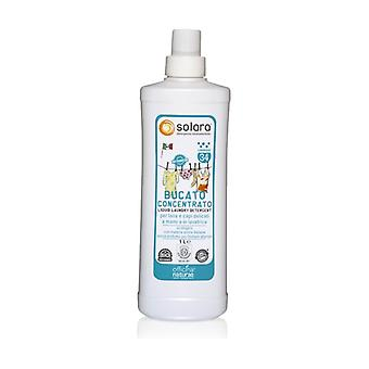 Solara Concentrated hand and machine laundry without perfume None