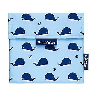 Porta Snacks SnacknGo Animals Whales 1 unit