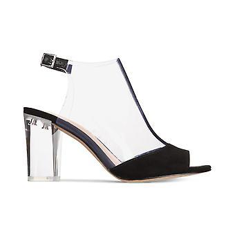 INC International Concepts Womens Kelisin Peep Toe Casual Mule Sandals