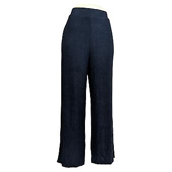 Lisa Rinna Collectie Women's Pants Pull On Sweatpants Blue A374903