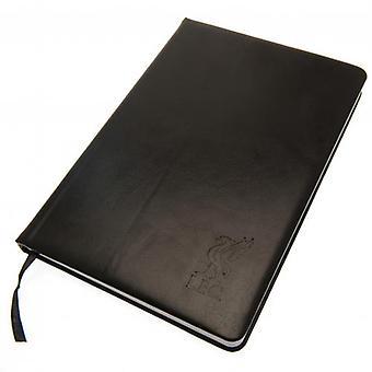 Liverpool A5 Notebook BK