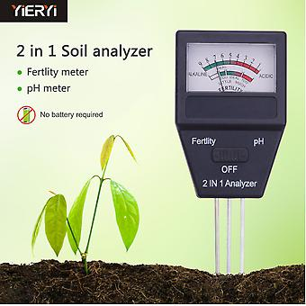 Soil fertility analyzer horticultural soil pH meter