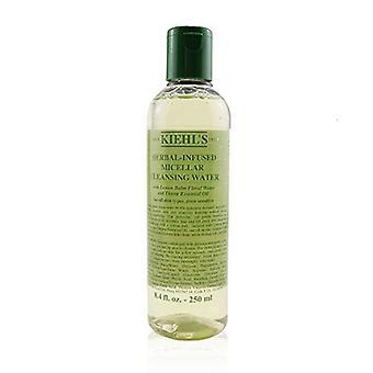Kiehl's Herbal-Infused Micellar Cleansing Water 250ml - For All Skin Types