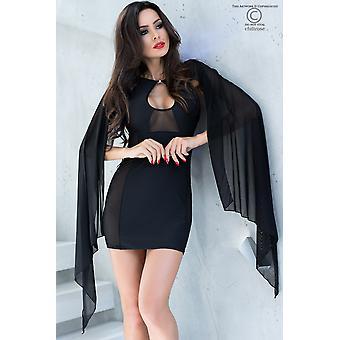 فستان صغير CR4329 حجم أسود: S