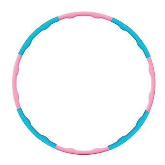 Adjustable Hoola Hoop For Exercise Fast Weight Loss, 8 Detachable Sections