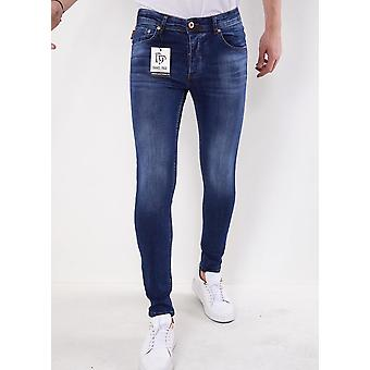 Jeans Stretch - Slim Fit -5303 - Blue