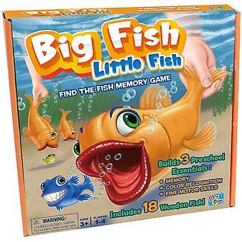 Getta games - big fish little fish