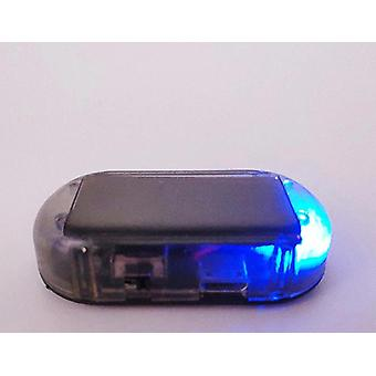 Solar Powered, Car Anti-theft Security Light, Alarm, Warning Caution, Lamp