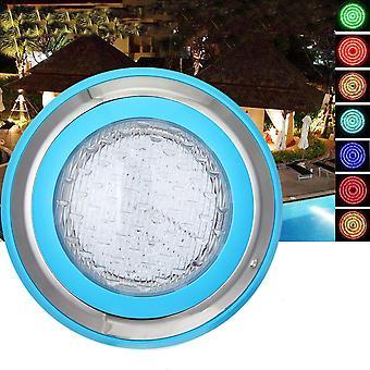 12V 35W حمام سباحة LED ضوء في الهواء الطلق مصباح الفانوس للماء تحت الماء مع التحكم عن بعد