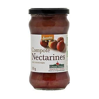 Nectarine compote 315 g