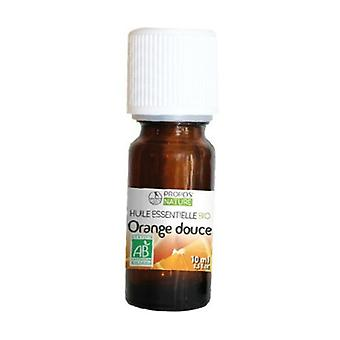 Sweet orange essential oil 10 ml of essential oil