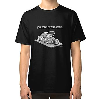 Mad Max Supercharger T shirt Cars Motorhead Engines