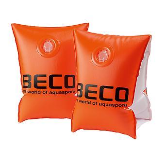 BECO 成人泳臂带-橙色