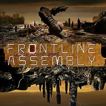 Front Line Assembly - Mechanical Soul [Vinyl] Us import