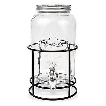 Dispensador de Bebidas La Mediterr nea 3 l Crystal