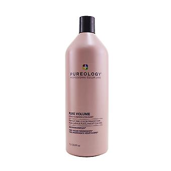 Pure volume conditioner (for flat, fine, color treated hair) 262298 1000ml/33.8oz