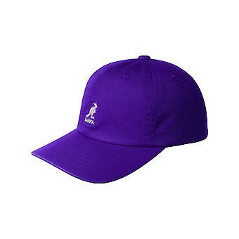 Unisex kangol washed baseball hat k5165ht.db