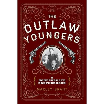 The Outlaw Youngers by Marley Brant