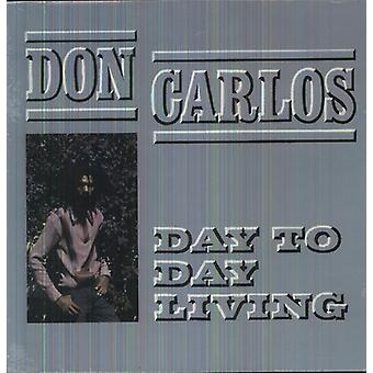 Don Carlos - Day to Day Living [Vinyl] USA import