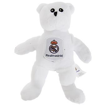 Real Madrid CF Official Mini Plush Football Crest Teddy Bear