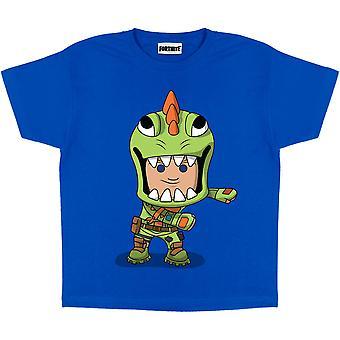 Fortnite Flickor Flossing Rex T-Shirt